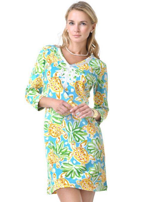 barbara gerwit vintage dress
