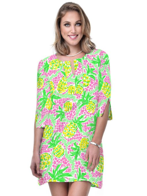 22 - 580C75 Hotpink Lime