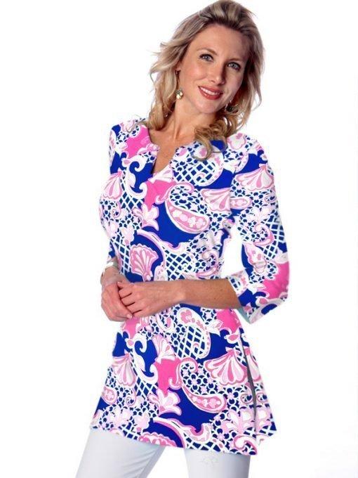 380D62 Navy Pink SENT TO MUSTAFEEZ