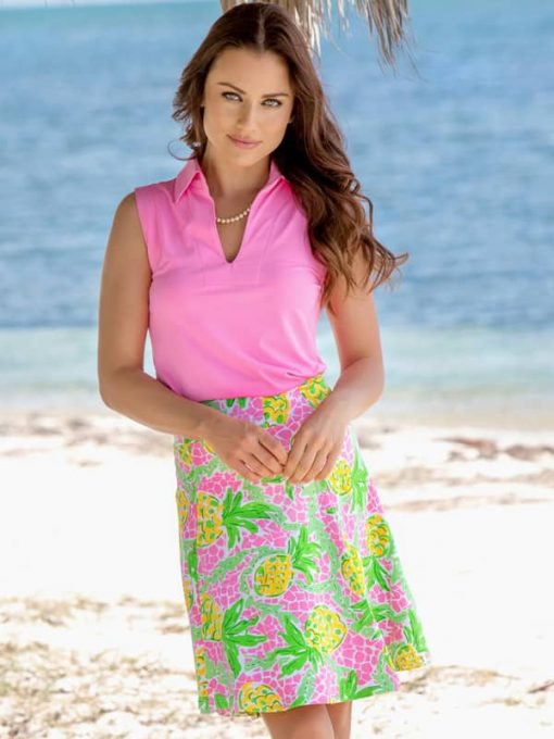 303C75 Hotpink-Lime